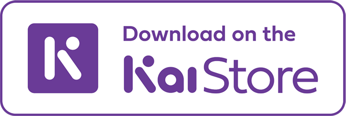 Download PodLP on the KaiStore